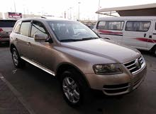 For sale 2006 Gold Touareg