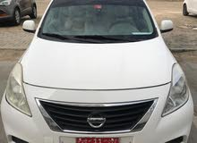 Nissan Sunny 2013 Model for sale in Abu dhabi