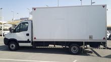 Italian IVECO Daily 70C15 Refrigerated truck Van 2014 V4