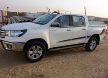 Toyota Hilux  double cabin 4WD model 2018
