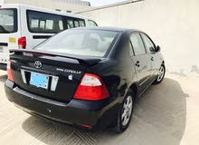 Toyota corolla 2007 model in googd condition for sale.
