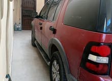 Ford Explorer 2006 For sale - Red color