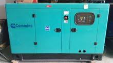 مجموعه كهربائيه كومنز 32 kva جديده تعمل على الديزل تصنيع في امريكا
