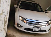 White Ford Fusion 2010 for sale