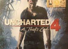 دسكة uncharted 4 للبيع