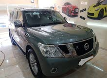 Used condition Nissan Patrol 2012 with 1 - 9,999 km mileage