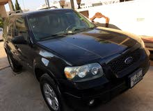 Automatic Black Ford 2007 for sale