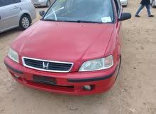 Gasoline Fuel/Power   Honda HR-V 2003