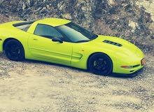 50,000 - 59,999 km Chevrolet Corvette 2002 for sale