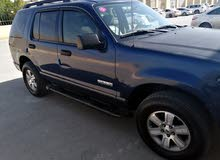Blue Ford Explorer 2006 for sale