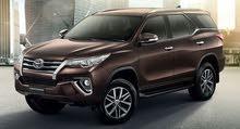 Automatic Toyota 2019 for sale - New - Jazan city