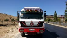 A Truck is available for sale in Jerash