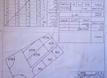 قطعة ارض للبيع في حي عدن