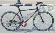 27 Inches Hybrid Bike full aluminium