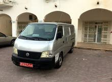 130,000 - 139,999 km Nissan Van 2004 for sale