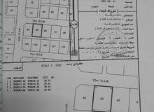 للبيع ارض سكنية في القريحة الثالثة بالقرب من خط الغاز