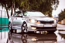 Automatic Gold Kia 2013 for sale