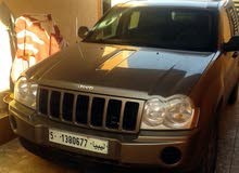 Automatic Gold Jeep 2005 for sale