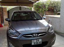 Gasoline Fuel/Power   Hyundai Accent 2014