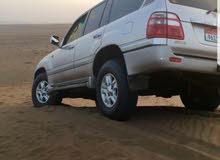 +200,000 km Toyota Land Cruiser 2003 for sale