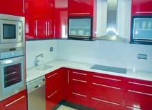 دوالب مطبخ سعر متر300 دنيار