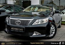 Toyota Camry 2012 for sale in Amman