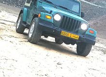 2001 Used Wrangler with Manual transmission is available for sale