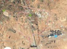 عرض رقم 700 ارض للبيع بالقسطل صناعي مساحة خمس دونمات
