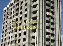 برج / عمارة سكنية بصنعاء من اكبر العمائر والابراج بصنعاء