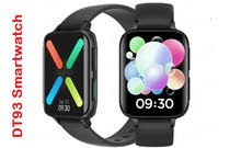 Smart Watch DT93 أسود