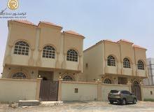 للبيع فيلا في عجمان منطقة المنامة تملك حر لكل الجنسيات ومميزة لاصحاب برنامج الشيخ زايد للاسكان