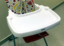 Baby feeding chair + Baby Walker + Baby carrier