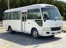 Toyota Coaster Bus 2014 Ref#625