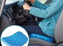 وسادة للجلوس ناعمة ومريحة ومقاومة للانزلاق ومقاومة للاهتراء لتخفيف الضغط