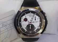 ساعة تيسو اصلية رجالي شبه جديدة