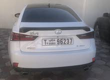 Lexus is350 F American spec. first owner
