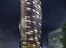 تطوير وتصميم واجهات أبراج ومشاريع كبيرة