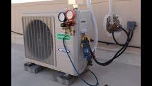 ورشة هندسة التبريد لنصب وصيانة أجهزة التبريد كافة