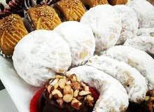 HA sweets  لي جميع انواع الحلو والحار