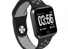 F8 Smart Watch أسود