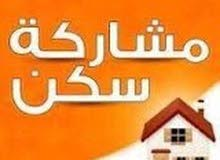 مشاركه سكن بخيطان شارع النادي