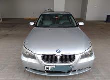 bmw 530i gcc