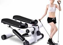 آلة الجري الرياضية للمحافظة على اللياقة البدنية وشد الارداف والمؤخرة