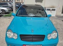 Mecedes Benz C200, 2006 GCC Reg/Insu 6 months valid