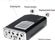 محول تيار كهربي من 12 فولت الي 220 فولت ماركة اوكسون الأمريكية