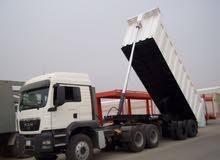 شاحنة توصيل نقل ثقيل ( تريله،  لوبد )