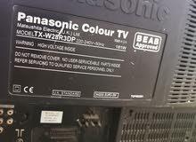 تلفاز ماركة بناسونيك قديم للبيع