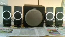 4.1 creative surround system in