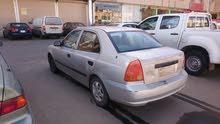 سيارة اكسنت 2004 مطوفة سنة