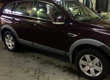 km mileage Chevrolet Captiva for sale
